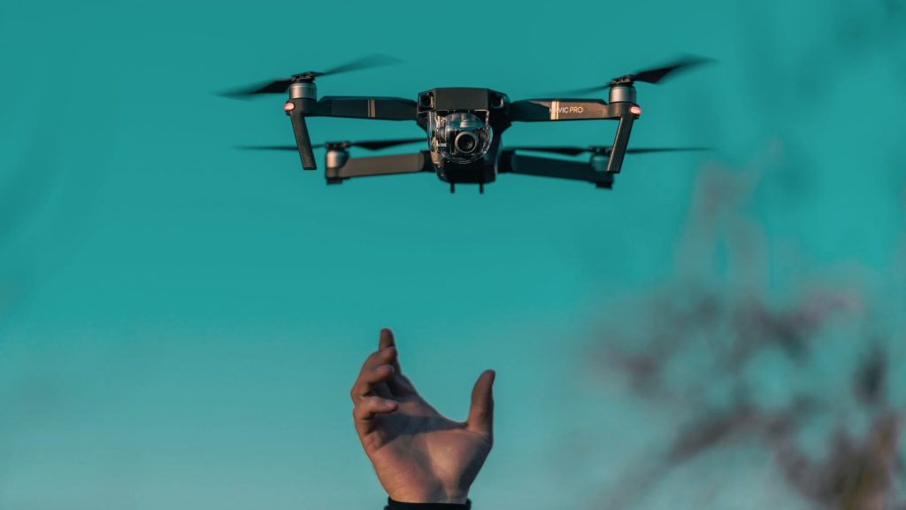 Drohnen als Hobby