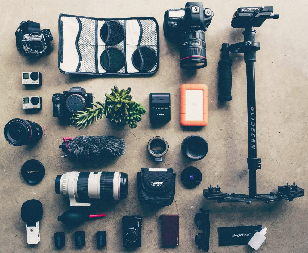 Fotografie als Hobby: Ausrüstung