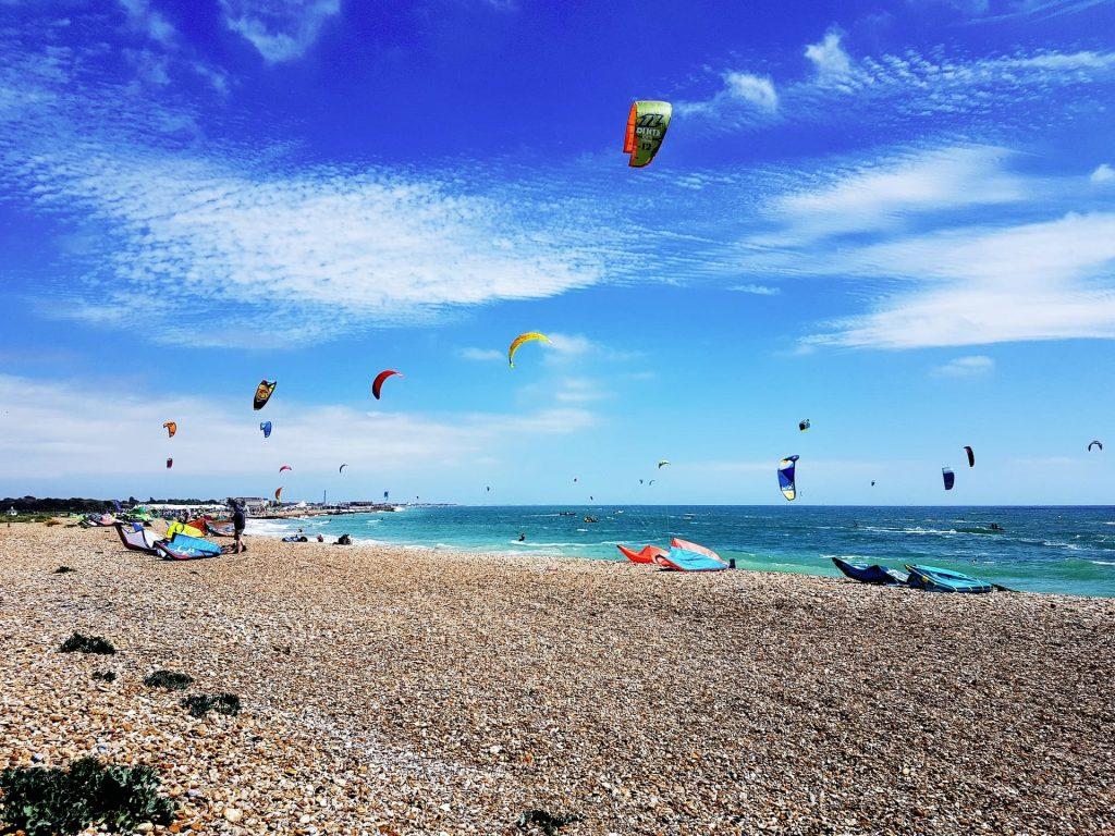 Kitesurfen als Hobby