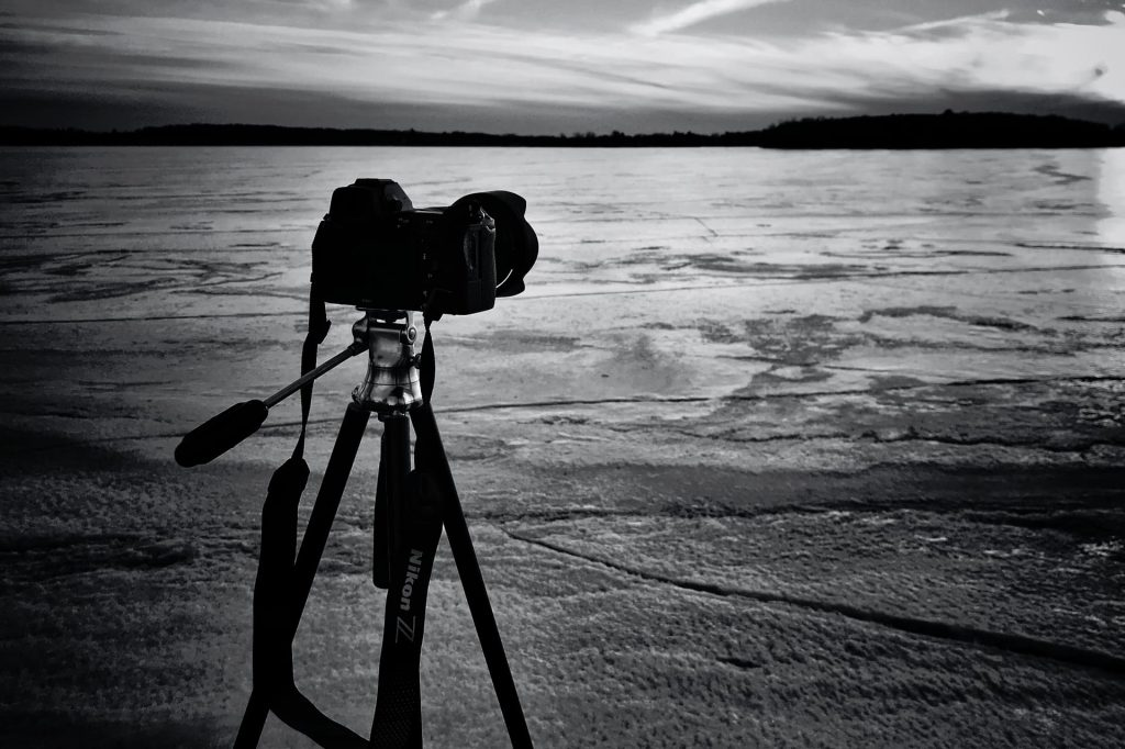 Landschaftsfotografie mit DSLR & Stativ